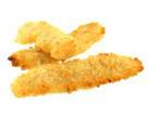 Chicken inner fillets, breadcrumbed
