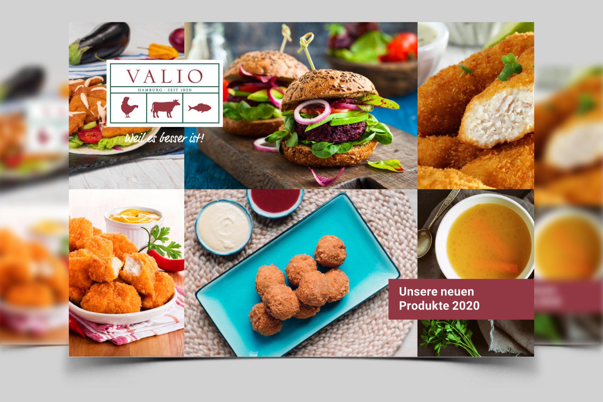 Valio Neuheiten Booklet VALIO.de