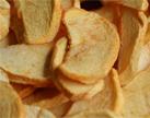 Getrocknete Apfelprodukte (Bio/Konventionell)