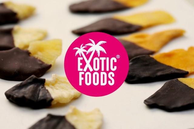 Exotic Foods schokolierte Fruechte VALIO.de